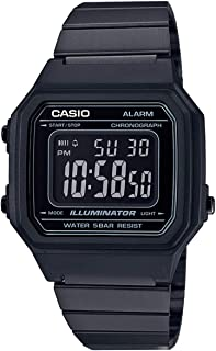 Casio Orologio da Uomo Collection B650WB-1BEF