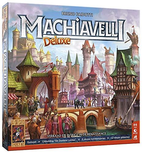 999Games Machiavelli Deluxe - Kaartspel - 10+