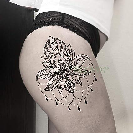 Bein tattoo frauen Tattos &