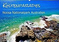 Kuestenparadies - Noosa Nationalpark Australien (Wandkalender 2022 DIN A2 quer): Kuestenlandschaft im Osten von Australien. (Monatskalender, 14 Seiten )