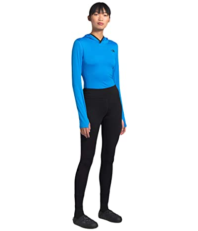 The North Face Warm Poly Tights (TNF Black) Women