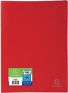24x32 cm Rosso Exacompta 8565E Portalistini