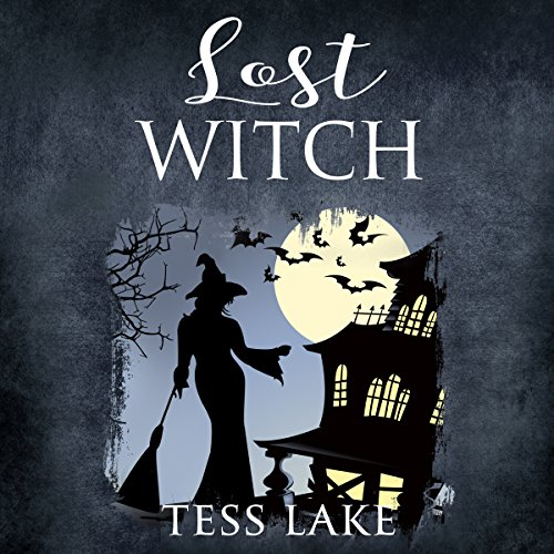 Lost Witch audiobook cover art