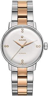 Rado - Coupole R22862722 - Reloj unisex automático de dos tonos