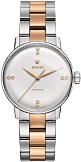 Rado Coupole Classic Automatic Two-Tone Stainless Steel Unisex Watch R22862722