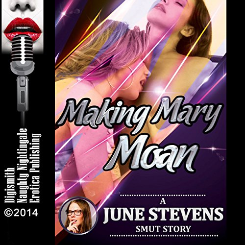 Making Mary Moan cover art