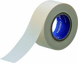 ハンディ・クラウン 塗装用マスキングテープ 白 幅24mm×長18m [養生テープ]