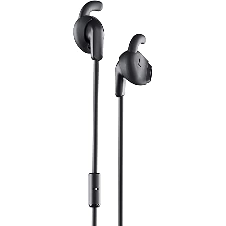 Skullcandy Vert Wireless in-Earphone with Mic(Black/Gray/Black)