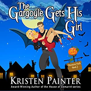 The Gargoyle Gets His Girl audiobook cover art