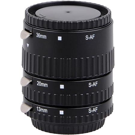 Khalia-Foto Automatik Objektivdeckel f/ür Samsung EX2F