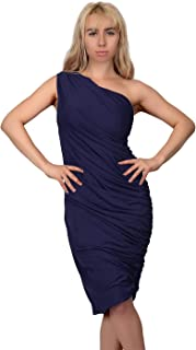 5596884699f Amazon.com  One Shoulder - Club   Night Out   Dresses  Clothing ...