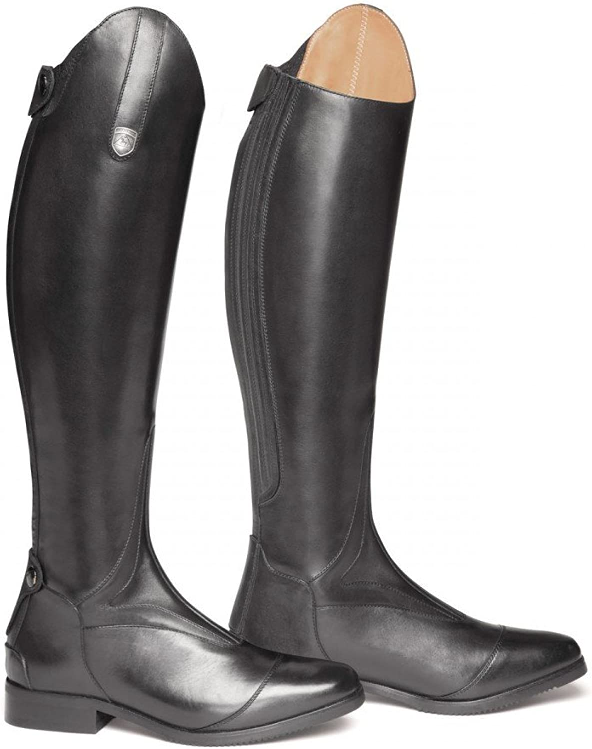 Mountain Horse Opus High Rider Rider Rider Long Boots Select Storlek and Colour   försäljning online spara 70%