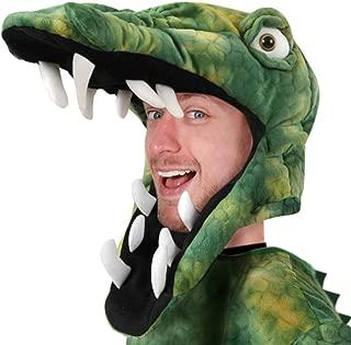 Adult Crocodile Costume Hat