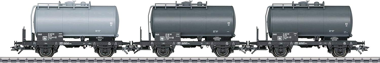 Marklin 46068 (e) DR VEB Tank Wagon Set (3) IV