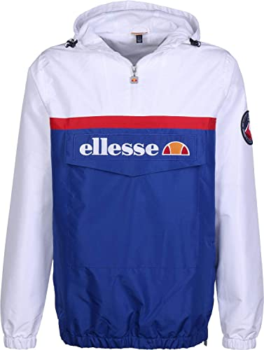 ellesse Jacke Herren THANO 2 OH Jacket Mehrfarbig Weiß