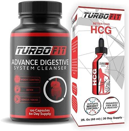 Amazon.com: Turbo Fit Kit Advance Weight Control Formula ...