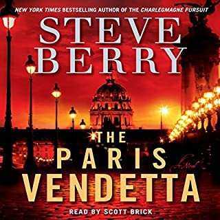 The Paris Vendetta     A Novel              Auteur(s):                                                                                                                                 Steve Berry                               Narrateur(s):                                                                                                                                 Scott Brick                      Durée: 7 h et 18 min     Pas de évaluations     Au global 0,0