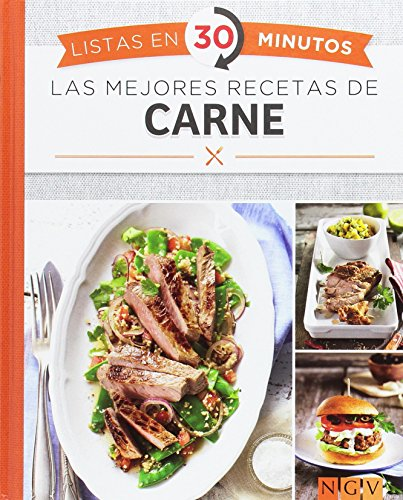 Las Mejores Recetas De Carne. Listas En 30 Minutos