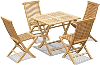 Amazon.es: mesa y sillas terraza