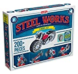 Product Image of the Schylling Steel Works 5 Model Construction Building Kit