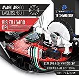 Titanwolf – Gaming Laser Mouse Admiral 16400 dpi - 4