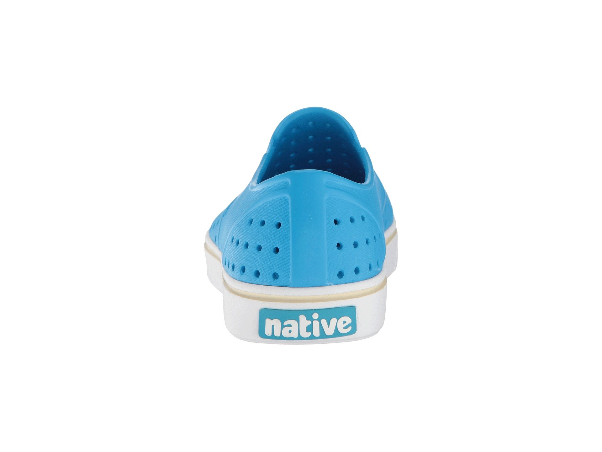 White Wave Shoes Native Miles shell Blue dzXUUqxw