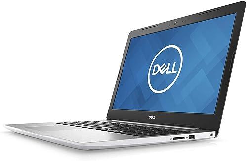 Premium Dell Inspiron 15 5000, 15.6 Full HD 2019 Laptop, AMD 4-Core Ryzen 5 2500U up to 3.6GHz, 4GB RAM, 1TB HDD, AMD Radeon Vega 8 MaxxAudio HD Webcam HDMI WiFi BT 4.1 Win 10-White (Renewed)