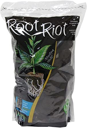 Root Riot Replacement Cubes - Organic Seed Moistened Starter Plugs - 1000 Pack