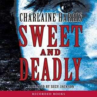 Sweet and Deadly audiobook cover art