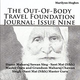 The Out-Of-Body Travel Foundation Journal: Issue Nine audiobook cover art