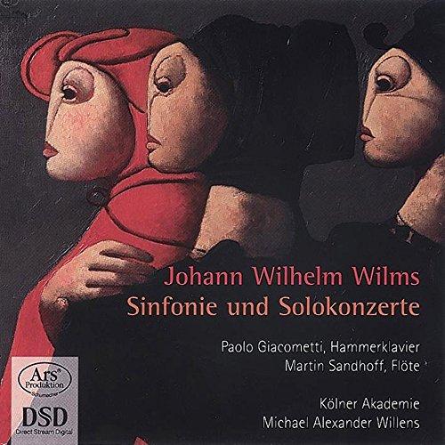 Sinfonien und Solokonzerte:  Klavierkonzert Op.12 / Sinfonie Op.14 / Flötenkonzert op. 24