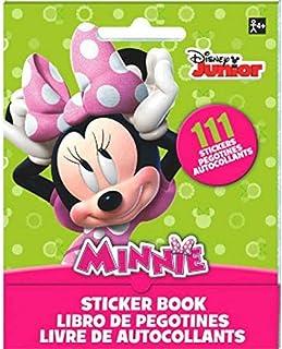 Disney© Minnie Mouse Sticker Booklet | Party Favor