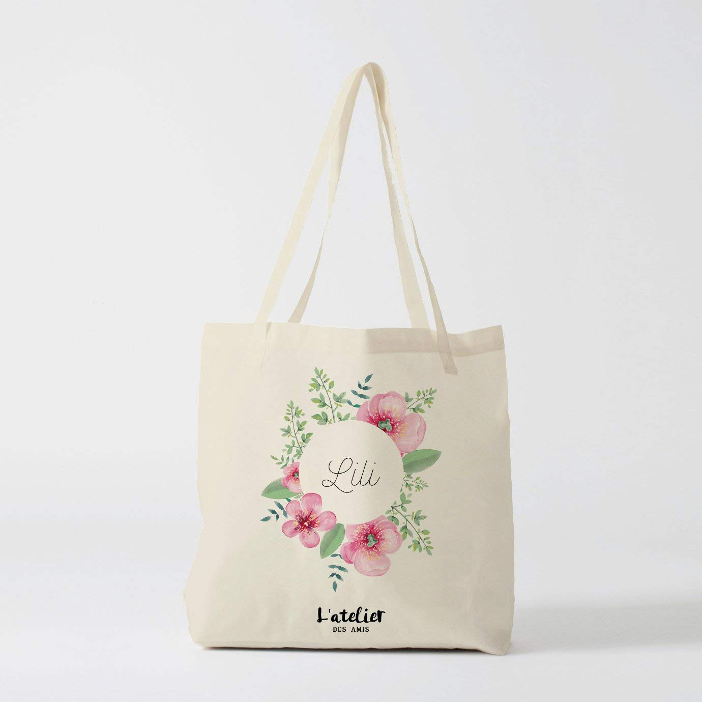 Bolsa personalizada para boda bolsa de lona bolsa de algodón ...
