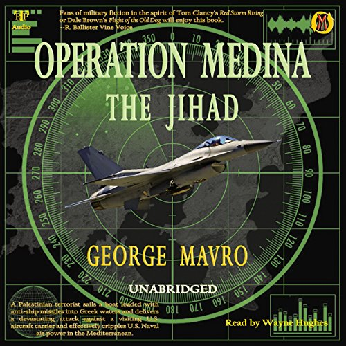 Operation Medina: The Jihad audiobook cover art