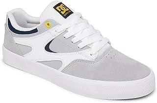 DC Shoes Kalis Vulc - Chaussures en Cuir pour Homme ADYS300569
