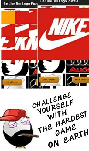 『Be Like Bro Logo Puzzle』の5枚目の画像
