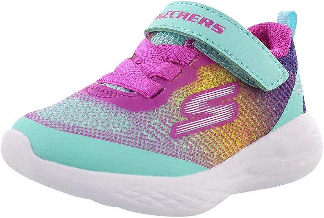 Skechers Popular overseas Unisex-Child Dealing full price reduction Go 600-Farrox Run Sneaker