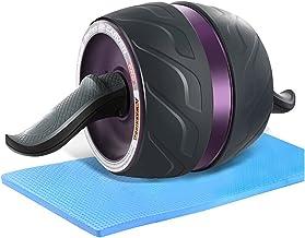 Abdominal Oefening Roller Wheel Groot wiel abdominale wiel ab roller arm taille been oefening gym fitnessapparatuur AB wie...