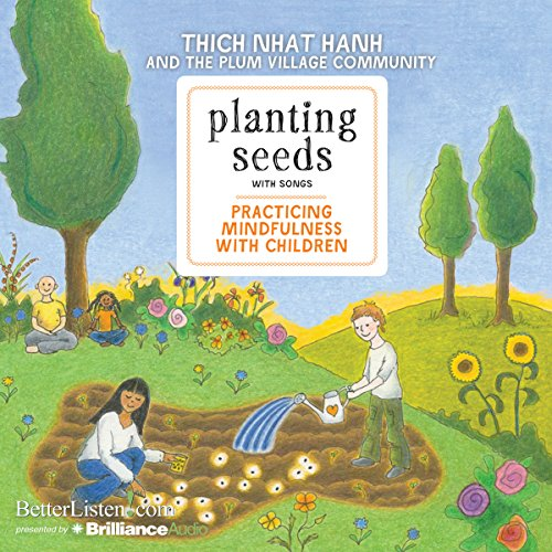Planting Seeds with Song audiobook cover art