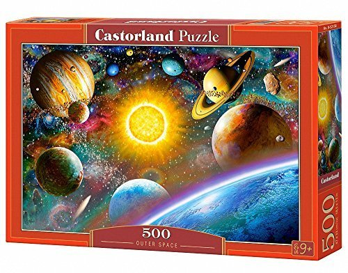 Outer Space, 500 Piece By Castorland Puzzle by Castorland