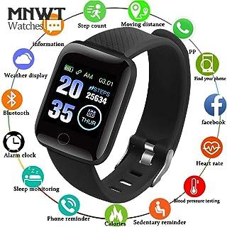 Relógio Inteligente SmartWatch D13 Monitor Cardíaco Monito