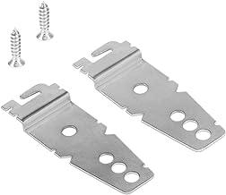 Dishwasher Mounting Bracket Whirlpool Kit 2 Pack + 2 Mounting Screws – Undercounter..