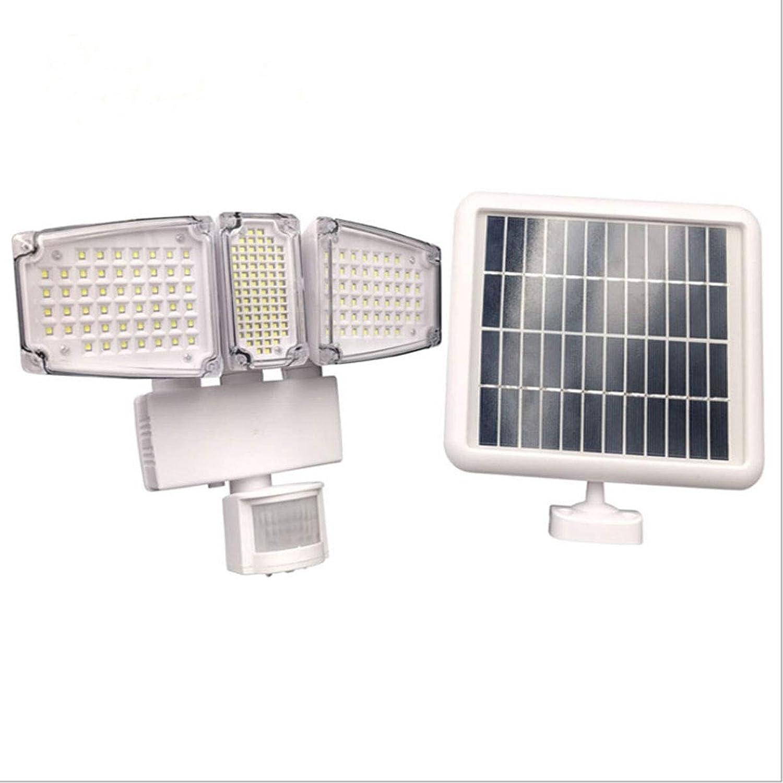 Solarleuchten Im Freien Solar Powerot 178 Led Flood Light Pir Motion Sensor Activated Triple Head 1000lms Solar Lamp Outdoor Garden Waterproof Light Wei