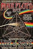 Inkvo Pink Floyd Carnegie Hall Konzertposter, 27,9 x 43,2