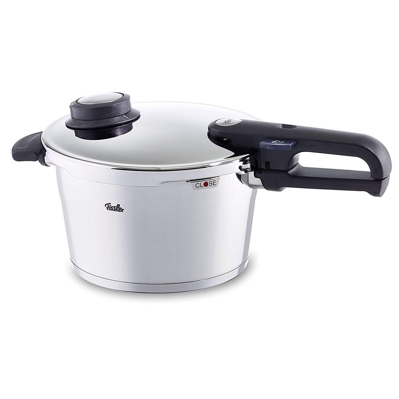 Fissler vitavit premium Pressure Cooker, 4.8 Quart, Silver
