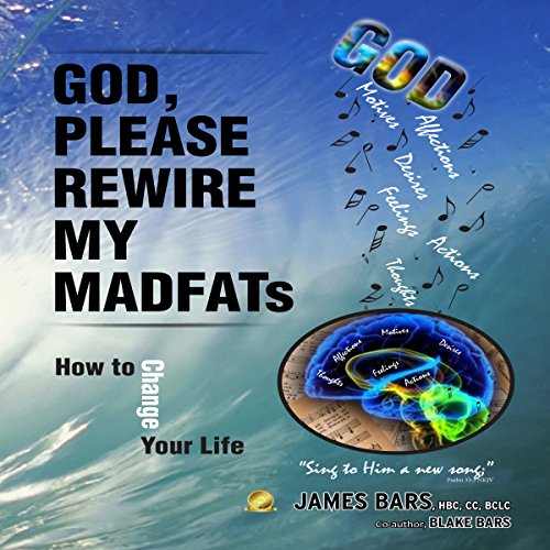 God, Please Rewire My MADFATs cover art