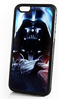 ( For iPhone 5 5S SE ) Durable Protective Soft Back Case Phone Cover - A11435 Starwars Darth Vader
