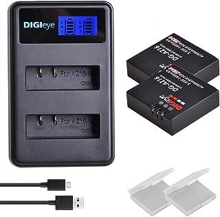 DIGIeye AZ16-1 batería de repuesto (paquete de 2 unidades)