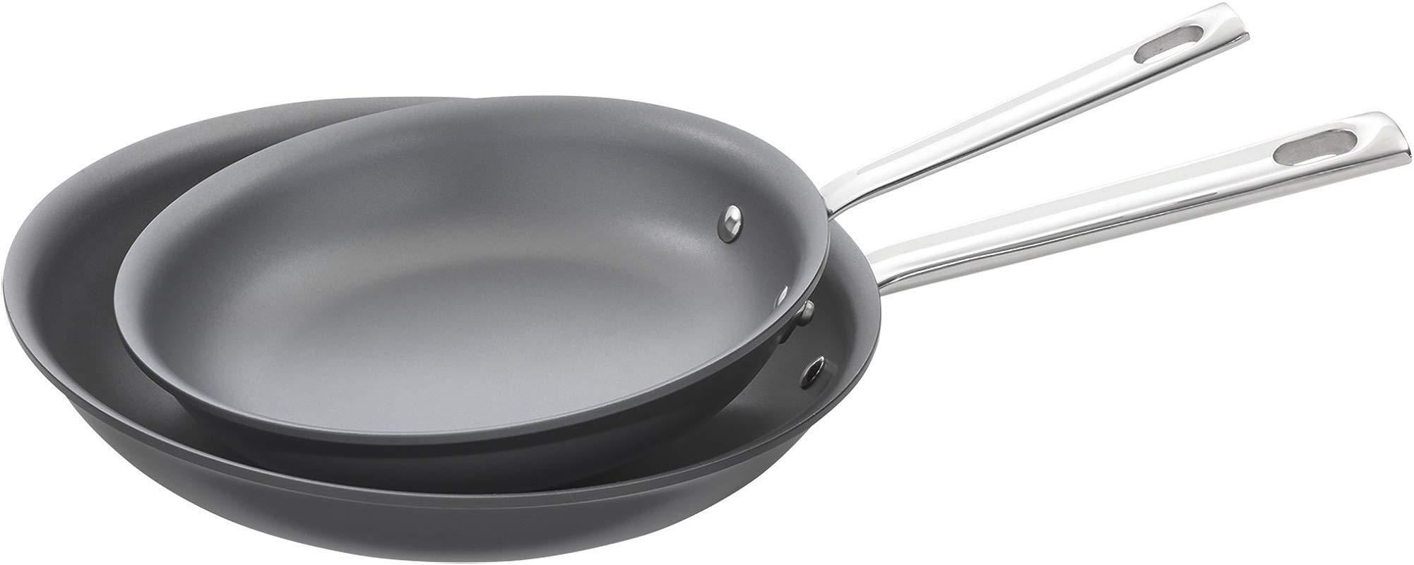 Emeril Lagasse 62924 Fry Pan Gray Renewed