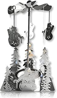 Best silver plated christmas tree candle holder Reviews